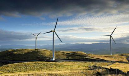 Wind parks