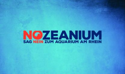 """Medienmitteilung des Komitees """"NEIN zum Ozeanium"""" vom 24. Oktober 2018"""