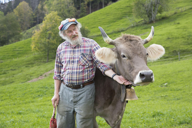 сургутской хозяин с коровой картинка быть