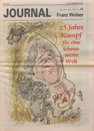 Journal Franz Weber 14
