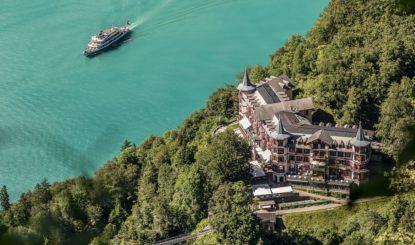El Grandhotel Giessbach