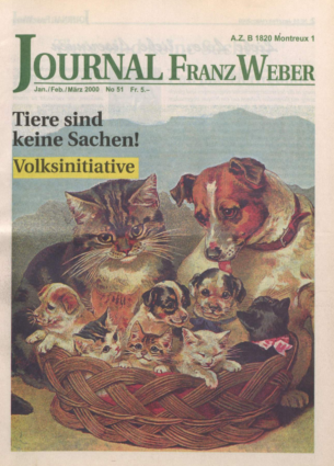 Journal Franz Weber 51