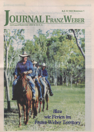 Journal Franz Weber 53