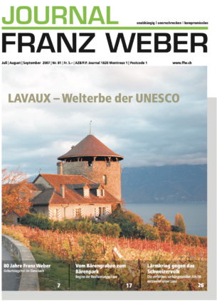 Journal Franz Weber 81