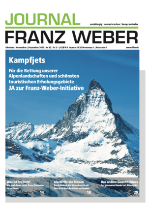 Journal Franz Weber 82