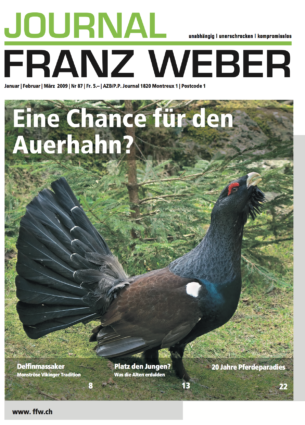 Journal Franz Weber 87