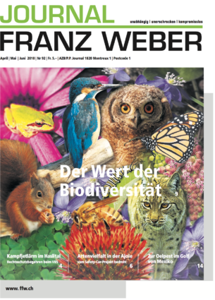 Journal Franz Weber 92