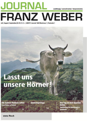 Journal Franz Weber 93