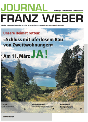 Journal Franz Weber 98