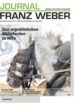 Journal Franz Weber 96
