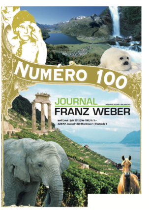 Journal Franz Weber 100