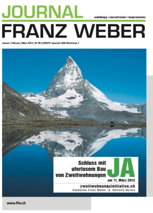Journal Franz Weber 99