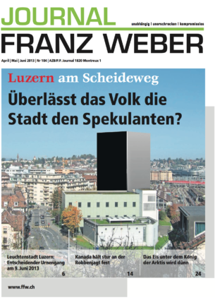 Journal Franz Weber 104