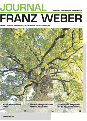 Journal Franz Weber 106