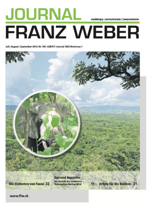 Journal Franz Weber 109