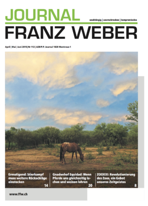 Journal Franz Weber 112