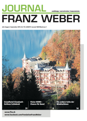 Journal Franz Weber 113