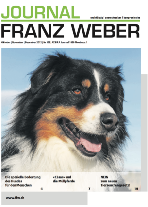 Journal Franz Weber 102