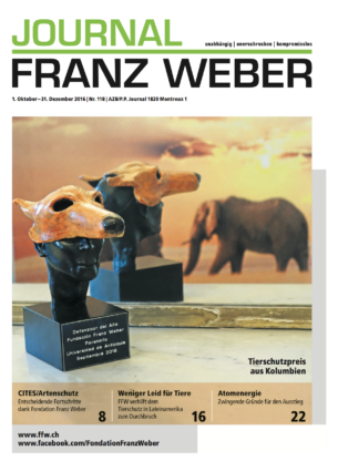 Journal Franz Weber 118