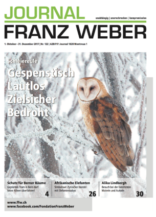 Journal Franz Weber 122