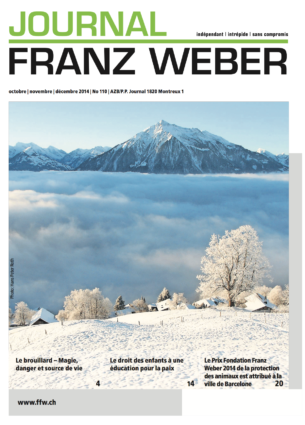 Journal Franz Weber 110