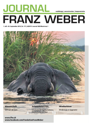 Journal Franz Weber 117