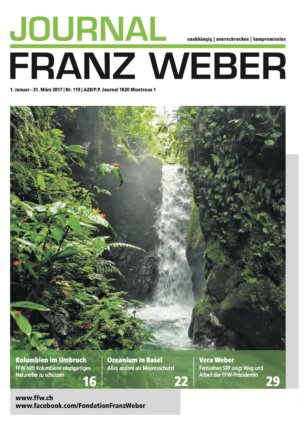 Journal Franz Weber 119