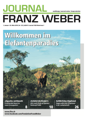 Journal Franz Weber 123