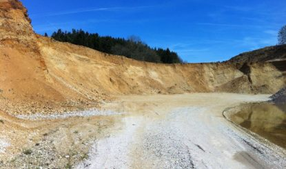 Quarries and Gravel Pits