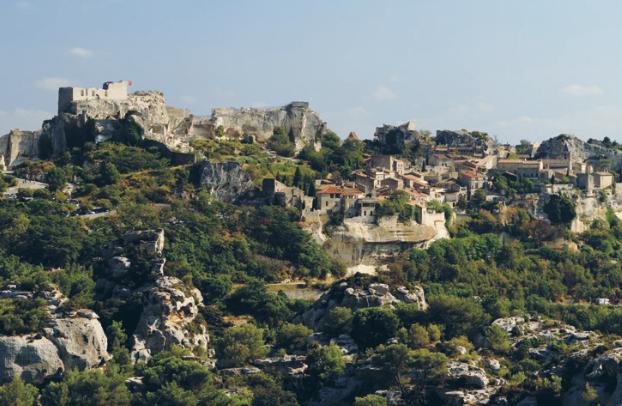 Les Baux-de-Provence DE
