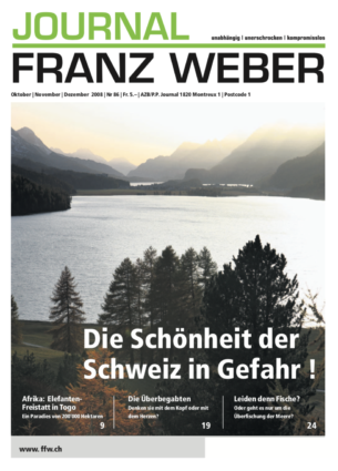 Journal Franz Weber 86