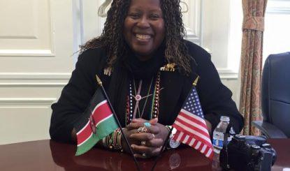 Patricia Awori