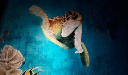 Basler Fasnacht: «Ozeanium bringt Fischli umm»
