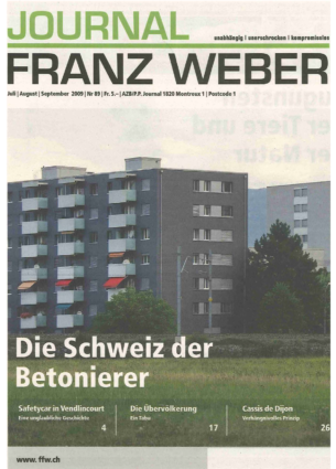 Journal Franz Weber 89