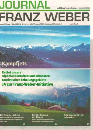 Journal Franz Weber 83