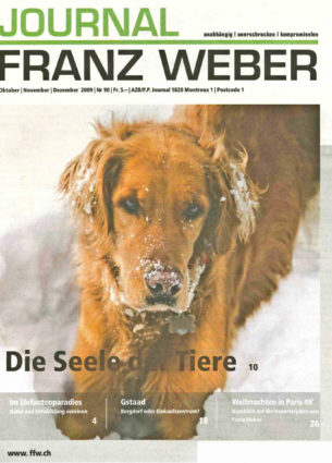 Journal Franz Weber 90
