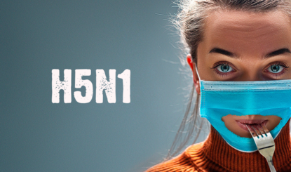 #BecauseWeEatAnimals: A(H5N1) (avian flu)
