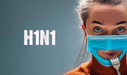 #PorComerAnimales: AH1N1, virus de la influenza