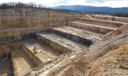 Etappensieg gegen Erweiterung des Steinbruchs  am Mormont