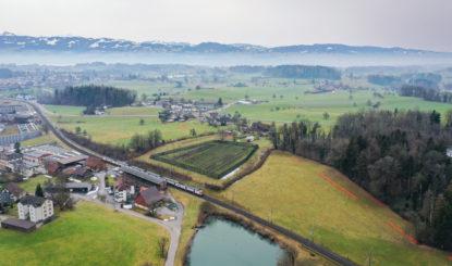 SBB-Serviceanlagen im Kanton Zürich