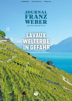 Journal Franz Weber 136