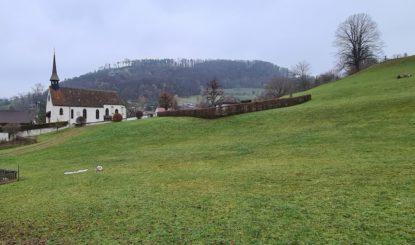 Menace de constructions à Tenniken, dans le canton de Bâle-Campagne