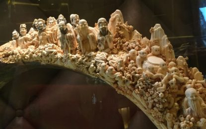 Japan must finally end the trade in ivory