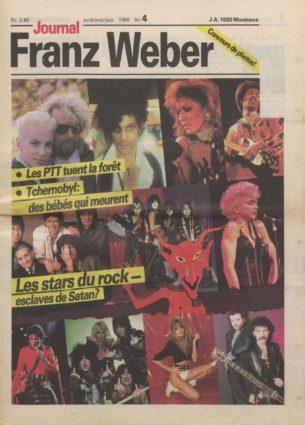 Journal Franz Weber 4