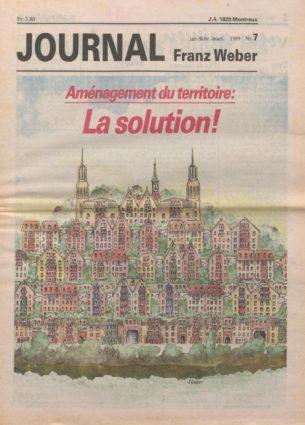Journal Franz Weber 7