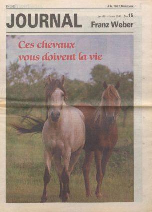 Journal Franz Weber 15