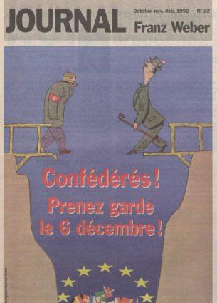 Journal Franz Weber 22