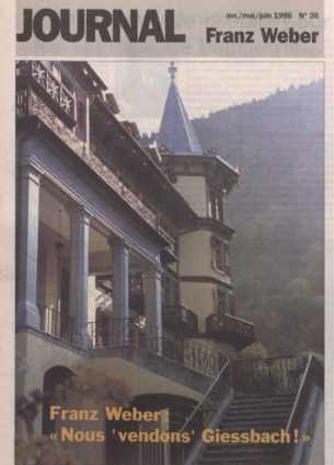 Journal Franz Weber 36