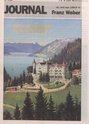 Journal Franz Weber 37