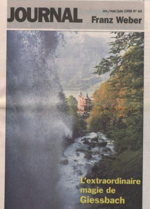 Journal Franz Weber 44